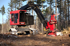 VISTA safety training products for forestry equipment