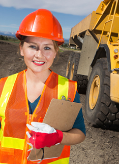 writing of mine procedures - part of VISTA's complete package of mine safety services