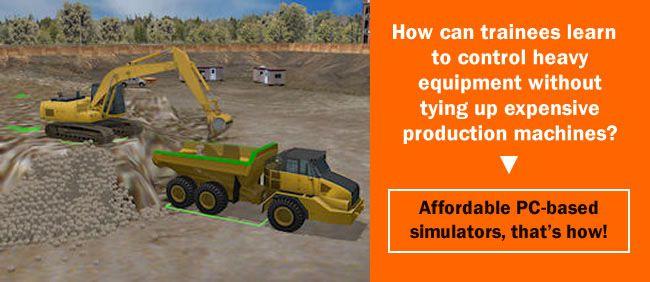 construction equipment operator training from VISTA